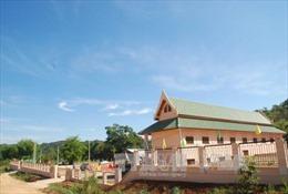 Bàn giao Trung tâm dạy tiếng Việt Nam cho Lào