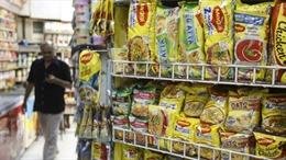 Ấn Độ cấm bán mỳ ăn liền của Nestle
