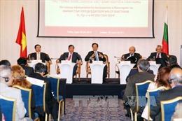Thủ tướng dự Đối thoại doanh nghiệp Việt Nam - Bulgaria