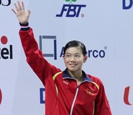 Ánh Viên lập kỷ lục SEA Games