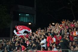 U23 Singapore giành chiến thắng quan trọng