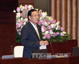 Bộ trưởng Phạm Vũ Luận: Đổi mới giáo dục không nhằm gây sốc