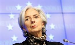 IMF khuyến cáo Ukraine không dùng ngân khoản dự trữ thanh toán nợ