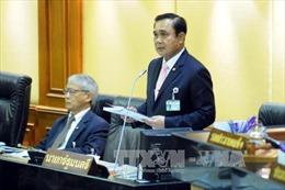 Quốc hội Thái Lan thông qua dự thảo hiến pháp mới