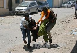 Phiến quân tấn công căn cứ tình báo quân đội Somalia