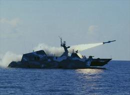 Mỹ bàn giao 2 tàu tên lửa tấn công nhanh cho Ai Cập
