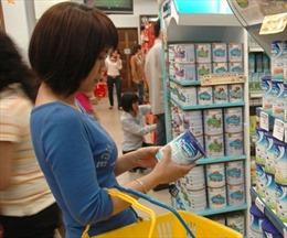 Làm rõ việc bán giá sữa trẻ em vượt mức trần