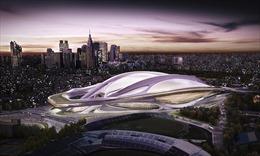 Nhật Bản công bố kinh phí dự án sân vận động Olympic 2020