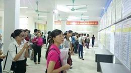 Tổ chức phiên giao dịch việc làm bán thời gian cho sinh viên