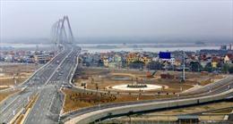 Ý kiến Chính phủ về đô thị hai bên đường Nhật Tân-Nội Bài