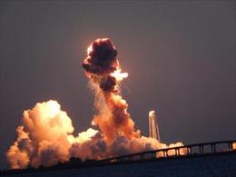 Tàu chuyển hàng vũ trụ liên tục gặp tai nạn