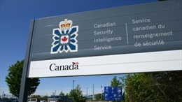 Tin tặc đánh sập trang web tình báo Canada