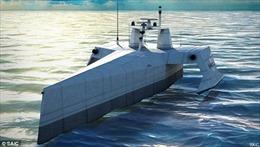 Mỹ chế 'tàu ma' giúp diệt mọi tàu ngầm của Nga, Trung Quốc