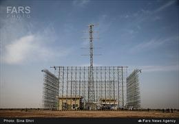 Iran triển khai rađa tầm xa mới tự chế
