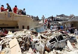 Bom rơi từ Su-25 Iraq, nhiều người thiệt mạng