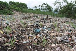 Nhức nhối các bãi rác tạm ở Đồng Nai
