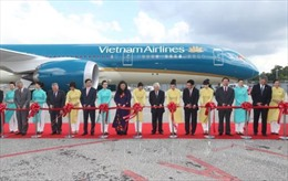 Bàn giao Boeing 787-9 Dreamliner đầu tiên cho Việt Nam