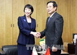 Việt Nam-Nhật Bản tăng cường hợp tác công nghệ thông tin