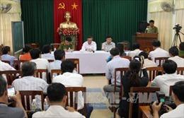 Bí thư Huyện ủy Hoài Nhơn chết do ngạt khí CO