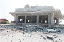 Cục giám định nhà nước điều tra vụ đổ sập tượng Phật