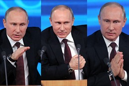 Bí mật về cách thức giao tiếp trong Điện Kremlin