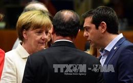 """Các bên đạt """"thỏa hiệp"""" về cứu trợ tài chính Hy Lạp"""
