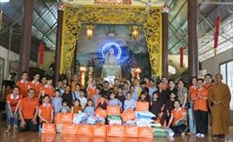 Lãnh sự Nam Phi tại TP Hồ Chí Minh hoạt động thiện nguyện nhân ngày Nelson Mandela 18/7
