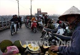 Hà Nội dẹp chợ cóc để đảm bảo văn minh đô thị