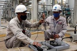 Chập điện gây rò rỉ khí amoniac tại Nhà máy đạm Cà Mau