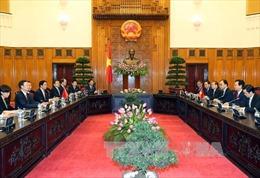 Phó Thủ tướng Trung Quốc thăm Việt Nam