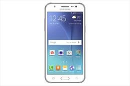 Galaxy J5 và Galaxy J7 rầm rộ ra mắt tại Việt Nam