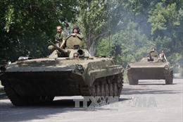Nga: Ukraine huấn luyện các nhóm lật đổ đưa vào Crimea