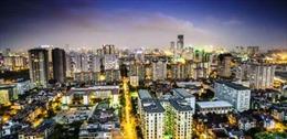 Chỉ số giá nhà Hà Nội tăng mạnh, TPHCM ổn định