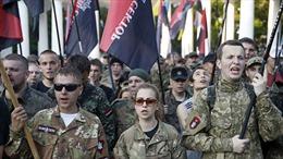 """Cánh hữu sẽ đẩy Ukraine vào vòng xoáy """"Maidan 2.0""""?"""