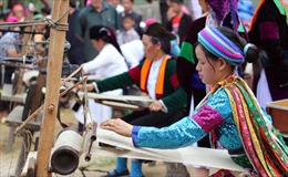 Xây dựng làng văn hóa du lịch vùng Cao nguyên đá