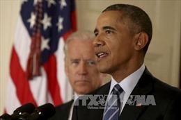 Tổng thống Mỹ bắt đầu công du châu Phi