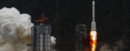 Trung Quốc phóng thành công 2 vệ tinh Bắc Đẩu
