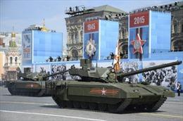 Nga lập quân đoàn xe tăng gần Moskva