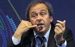 Michel Platini chính thức tranh cử chức Chủ tịch FIFA
