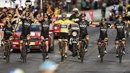 Chris Froome vô đối tại Tour de France 2015