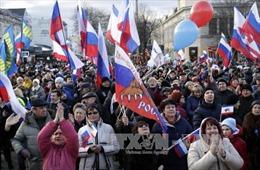 Nhiều nước châu Âu mở rộng trừng phạt Crimea