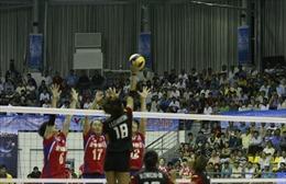 U23 Thái Lan vô địch giải bóng chuyền nữ Quốc tế VTV Cup 2015