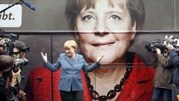 Bà Merkel sẽ tranh cử ghế Thủ tướng nhiệm kỳ thứ 4
