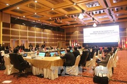 Khai mạc cuộc họp các quan chức cấp cao ASEAN