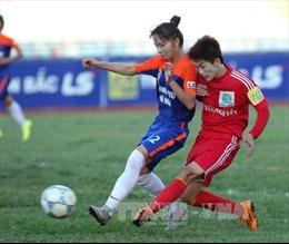 Giải bóng đá nữ U19 Quốc gia 2015 khai diễn ngày 6/8