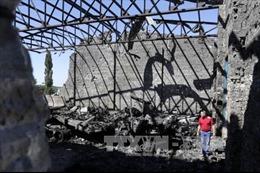 Ukraine triệu tập tướng lĩnh sau thất bại hòa đàm với phe li khai