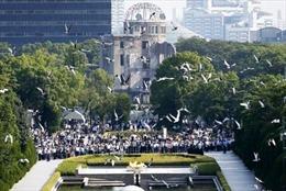 Nhật Bản chuẩn bị cho lễ tưởng niệm 75 năm ngày Mỹ ném bom xuống Hiroshima, Nagasaki