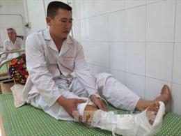 Nhiều nạn nhân vụ sập ghế rạp xiếc tại Hải Dương xuất viện