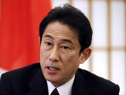 Nhật Bản hối thúc Trung Quốc nối lại đàm phán khí đốt trên Biển Hoa Đông