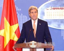 Ngoại trưởng Kerry hy vọng hoàn tất TPP vào cuối năm